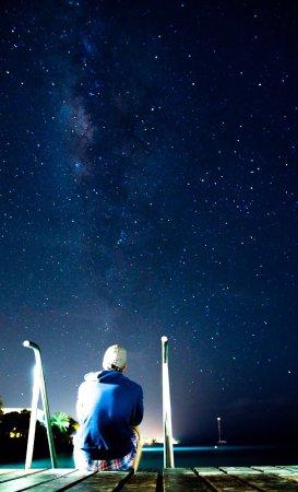 Bellafonte Luxury Oceanfront Hotel: The Milky Way