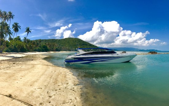 Samui Speed Boat Charter