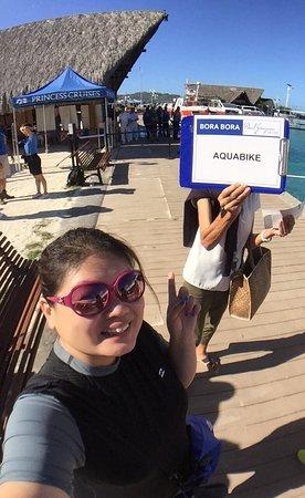 Aquabike Center Tahiti: photo3.jpg