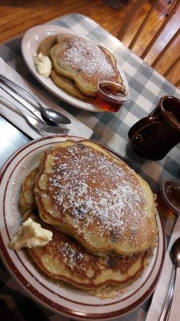 Inlet, Estado de Nueva York: Blueberry Pancakes