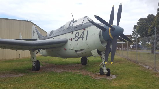 Australian National Aviation Museum
