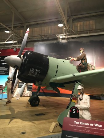 Pacific Aviation Museum Pearl Harbor: 零戦です