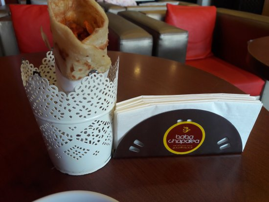 Al Wakra, Qatar: Indian Sandwiches