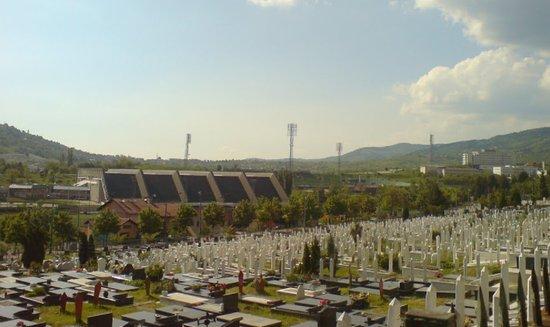 Mezarje Stadion