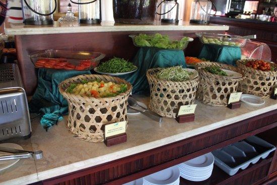 Khu nghỉ dưỡng Hoi An Silk Village: 조식당