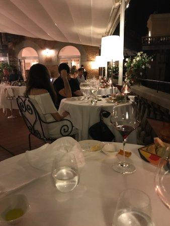 Dining room - Picture of Terrazza Bosquet, Sorrento - TripAdvisor