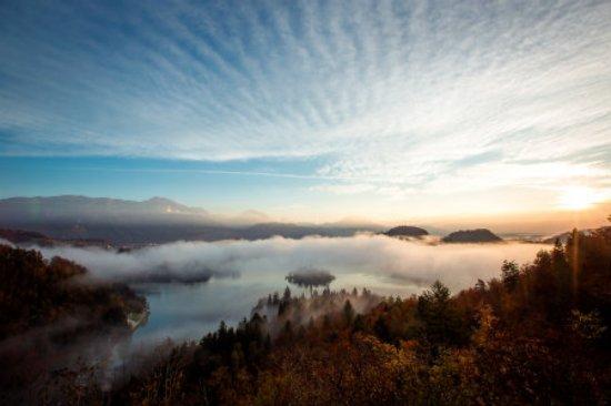 Slovenia: Bled in autumn