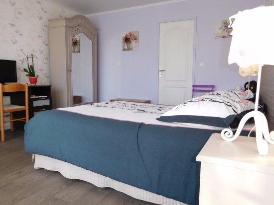 Saint-Pierre-du-Vauvray, Франция: Chambre d'hôte