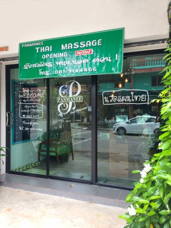 ‪Panmanee Thai Massage‬