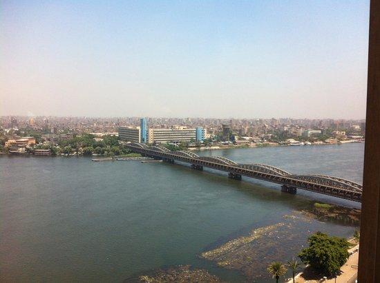 Fairmont Cairo, Nile City Resmi