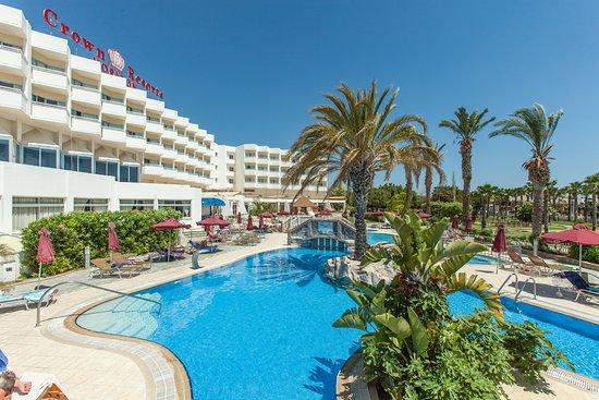 Crown Resorts Horizon Hotel Coral Bay Paphos