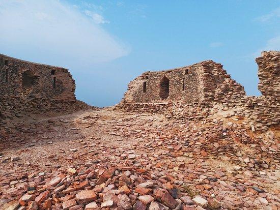 Hanumangarh, الهند: Bhatner Fort