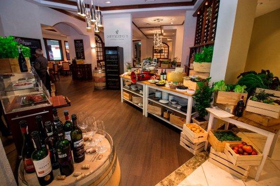 Warszawa włoska restauracja