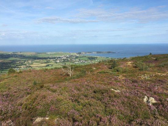 Trwyn Dinllaen Iron Age Hill Fort: Epic views