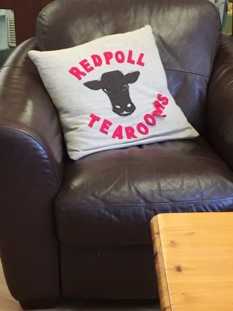 Yoxford, UK: Sit back and relax with you cuppa