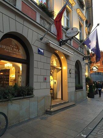 Deluxe Room Hotel Polski Pod Bialym