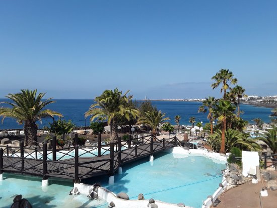 H Timanfaya Palace Hotel Lanzarote All Inclusive