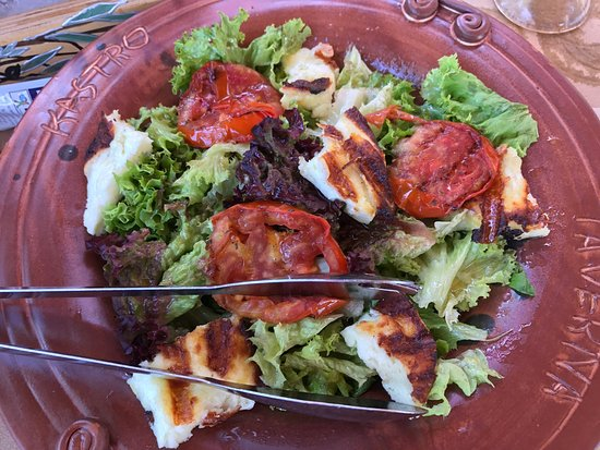 Kastro Cretan Cuisine: Delicious food in Panormo