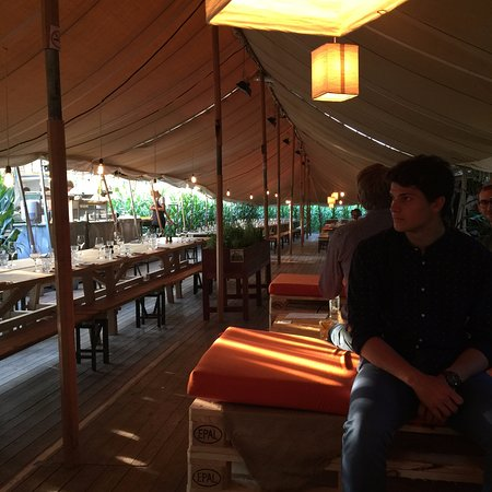 Volta: mooie tent