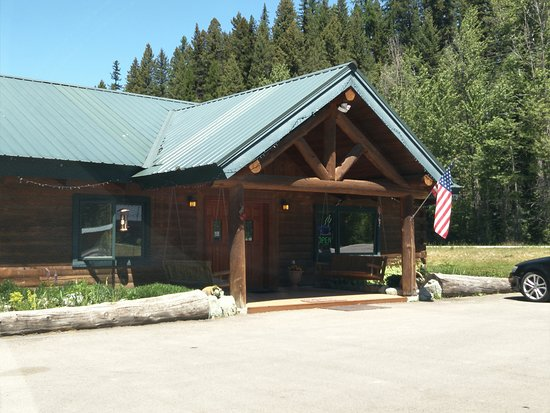 Olney, MT: The Lodge Cafe