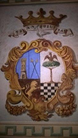"""Montecassiano, Italy: """"Tranquillitas"""" è il motto di Villa Mattei"""