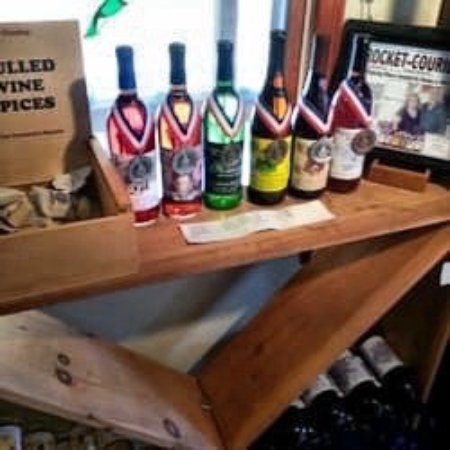 Wysox, PA: Pickering Winery