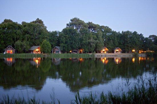 Rille, Frankrig: Camping