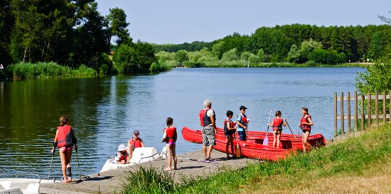 Rille, France: Sports nautiques