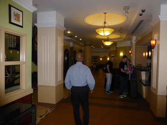The Hotel at Times Square: entrée hotel