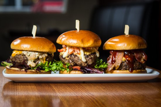 Napa Prime Burgers & Seafood: Hand Crafted Burgers