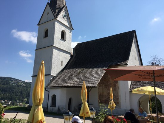 Reifnitz, Oostenrijk: Wunderschön gelegen.