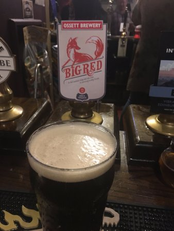 Macclesfield, UK: Real Ale