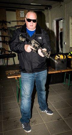 Grotgun Shooting Range: great fun at Grotgun