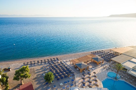 Avra Beach Resort Hotel Bungalows All Inclusive Reviews Price Comparison Rhodes Town Greece Tripadvisor