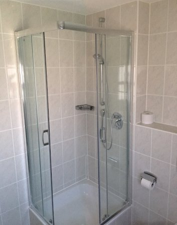 Ferienparadies Rugana: Bad/Dusche Wohnung A45