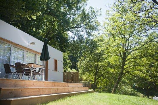 Camping Huttopia Sarlat Sarlat La Caneda France Voir Les Tarifs