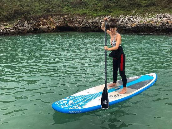 Paddle surf (Niembro) Asturias - Picture of Escuela Asturiana de ... 3094f125731