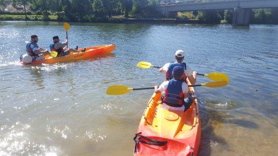 Yonne Kayak