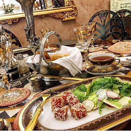 Kupetz Eliseevs Food Hall #eliseevskystory - Picture of