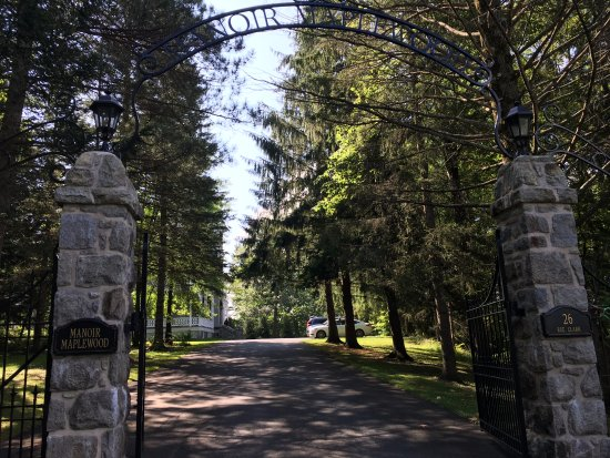 Waterloo, Canadá: portail