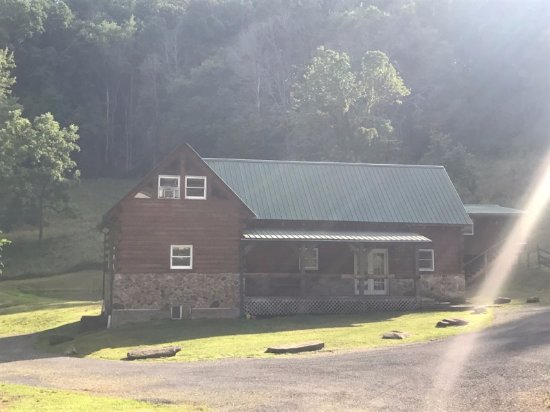 Roanoke, WV: View to Almost Heaven, about an acre past the Cabin for Two