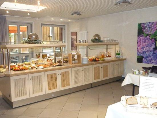 Rinteln, เยอรมนี: Frühstü+cksbuffet