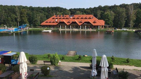 Jarnoltowek, Polonia: Pięknie położony hotel o bardzo dobrym standardzie