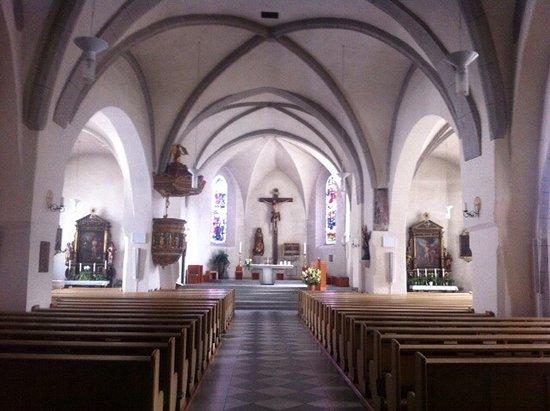 Chiesa Parrocchiale di San Lorenzo di Sebato