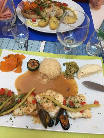 Hoedic, France: Chez Jean Paul