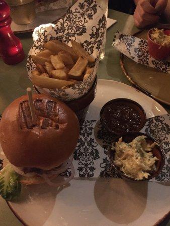 Drogheda, Ireland: Burger