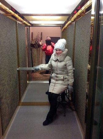 Jungmann: Симпатичный лифт отеля