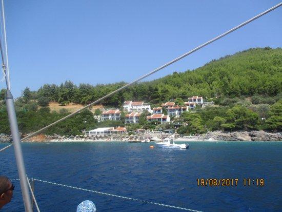 AEGEO Sailing Yacht: Skopolos