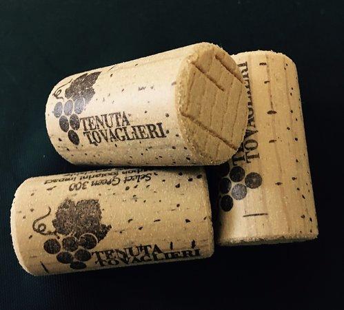 Golasecca, Italia: produzione vino