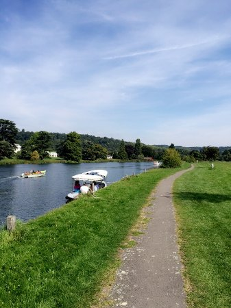 Henley-on-Thames, UK: Thames Path